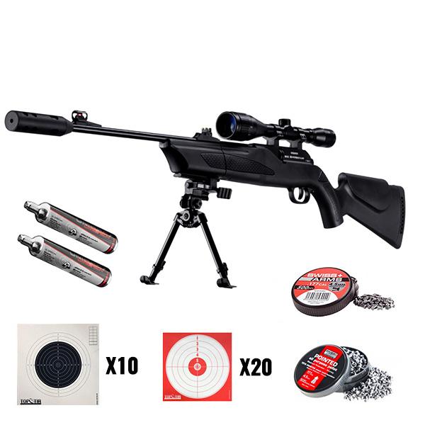 Pack carabine 850 Air Magnum XT calibre 4.5 mm