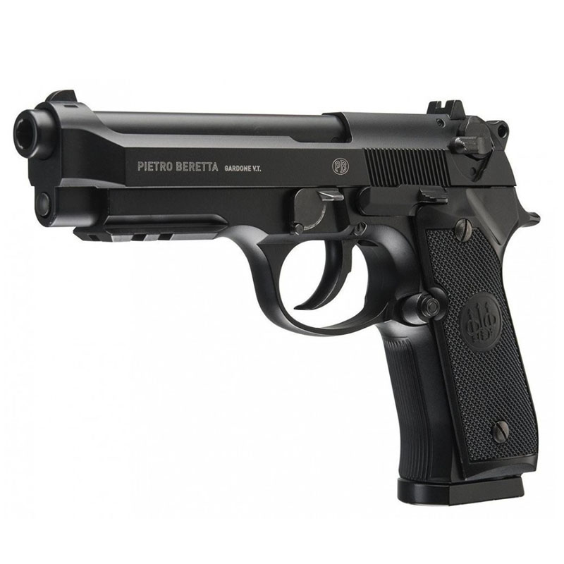 Pistolet Beretta M92 A1 CO2 cal. 4.5mm 1.6j BB Full & Semi auto - Umarex