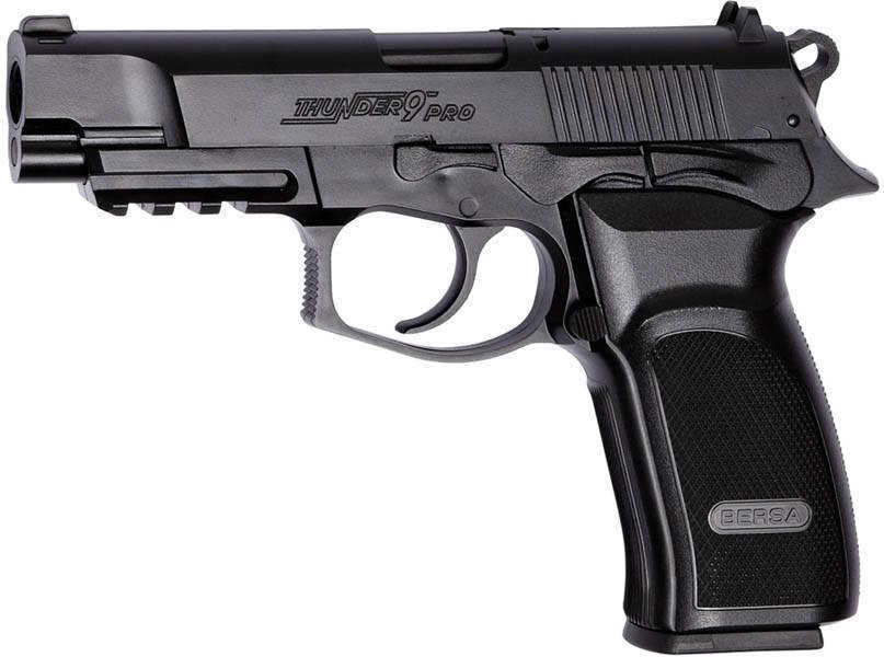 Pistolet à plomb Bersa Thunder 9 Pro - ASG