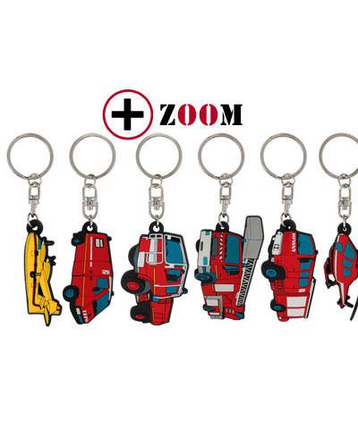 Porte clés Pompiers