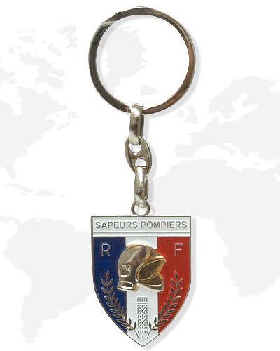 Porte clés Sapeurs Pompiers