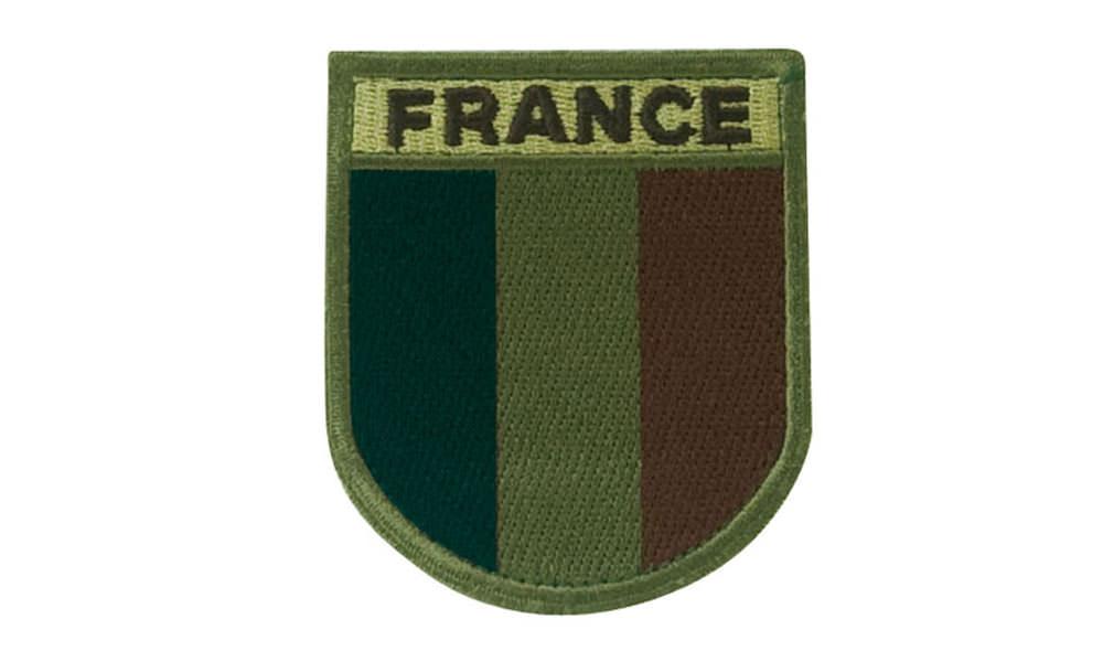 Écusson FRANCE basse visibilité