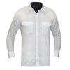 chemise-pilote-blanche-manches-longues