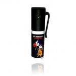 Bombe lacrymogène gel poivre 17 ml - La moins chère !