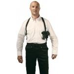Holster d'épaule ambidextre pour PA