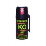 Bombe lacrymogène gel poivre puissant 40 ml