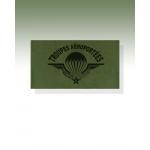 Serviette militaire imprimée PARA