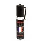 bombe lacrymogène 25 gel poivre