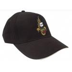 Casquette Brodée Légion noire