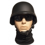 Couvre-cou EPI II noir anti-feu