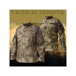 Veste camouflage Trooper