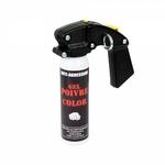 Bombe lacrymogène gel poivre 100ml avec colorant rouge