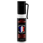 Bombe lacrymogène gel poivre 25 ml