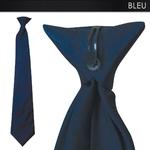 cravate-a-clip-bleu