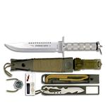 Couteau de survie Combat King 36 cm