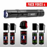 Pack de défense Force 6
