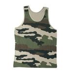 Débardeur militaire camouflage ou desert