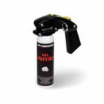 Mini extincteur lacrymogène avec poignée gel poivre 100 ml