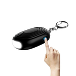 Nouvelle Alarme personnelle 120 db avec lampe intégrée