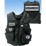 Gilet Identification multi-poches