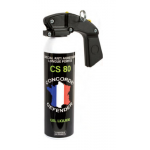 Bombe lacrymogène gel cs 500 ml