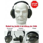 Casque pliable anti-bruit OPEX®