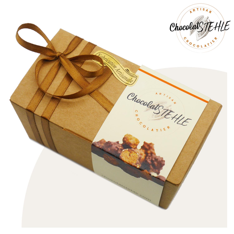 Les Rochers Chocolat Praliné