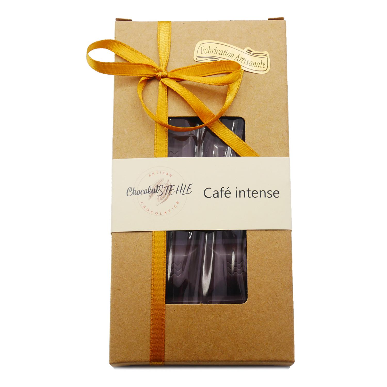 tablette chocolat café