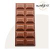 Tablette chocolat lacté