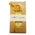 Tablette chocolat blanc ivoir 29%