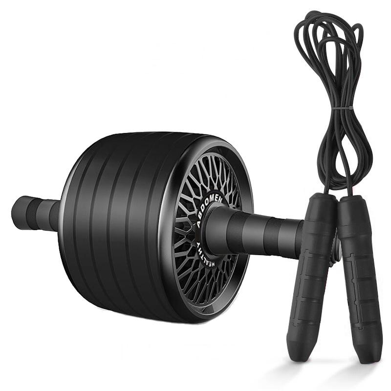 Pack fitness roue, corde à sauter et tapis