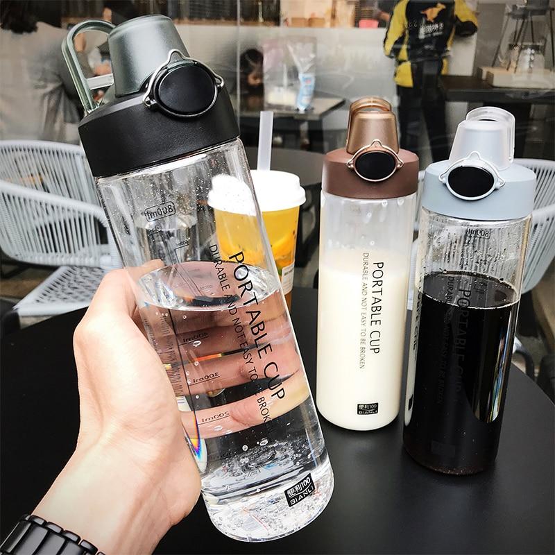 Gourde d\'eau de sport Bianli 100 réutilisable