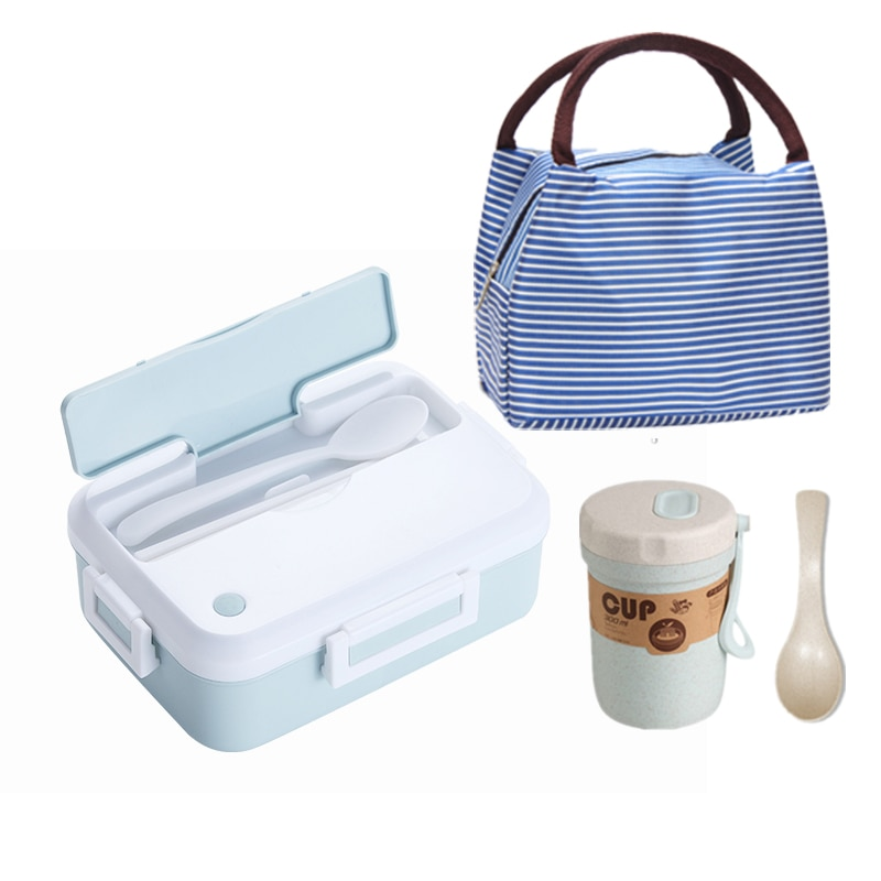 Set Lunch Box avec sac isotherme