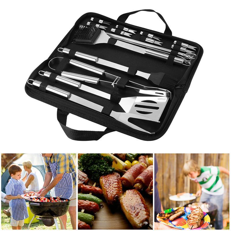 Kit d\'accessoires pour Barbecue de cuisine