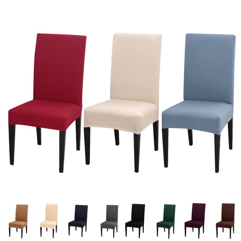 Ensemble de housses de chaises extensibles
