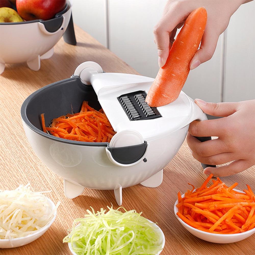 Trancheuse multifonction de pommes de terre, légumes, radis...