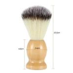 Professionnel-hommes-blaireau-manche-en-bois-pur-Nylon-pour-hommes-barbe-visage-nettoyage-rasage-barbier-masque