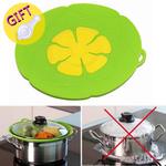 Couvercle-en-Silicone-couvercle-anti-d-versement-pour-casserole-accessoires-de-cuisine-outils-de-cuisson-fleur