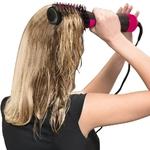 Lisapro-livraison-directe-2-en-1-une-tape-s-che-cheveux-brosse-Air-chaud-lisseur-peigne