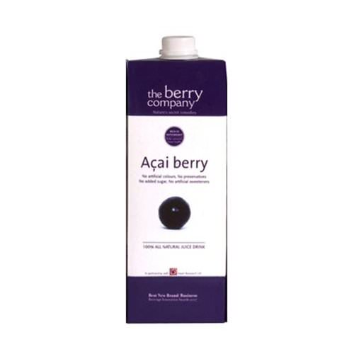 The Berry Company - Baie d\'Açai 1L