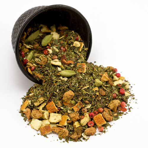 Infusion Ayurvédique - Terre Tulsi