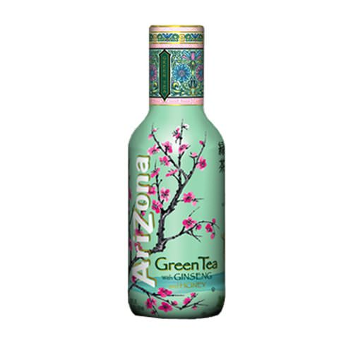 Arizona Ginseng & Miel