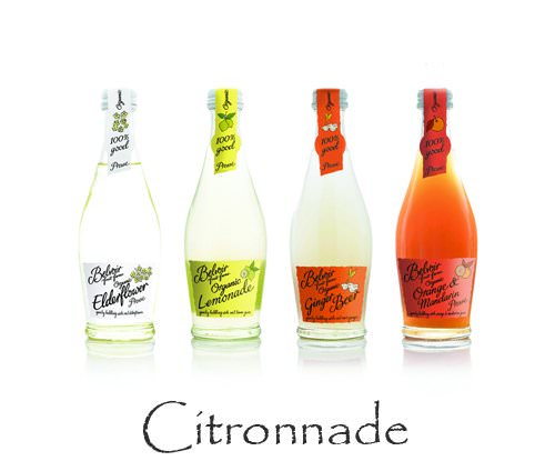 Belvoir Citronnade Bio