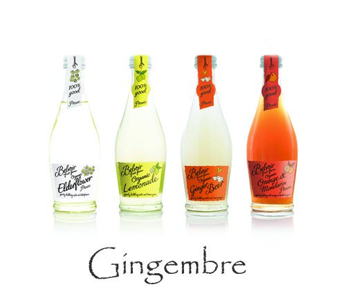 Belvoir Gingembre Bio
