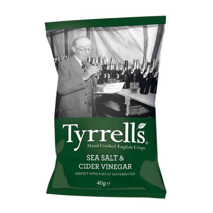 Tyrrell\'s Vinaigre de Cidre - 40g