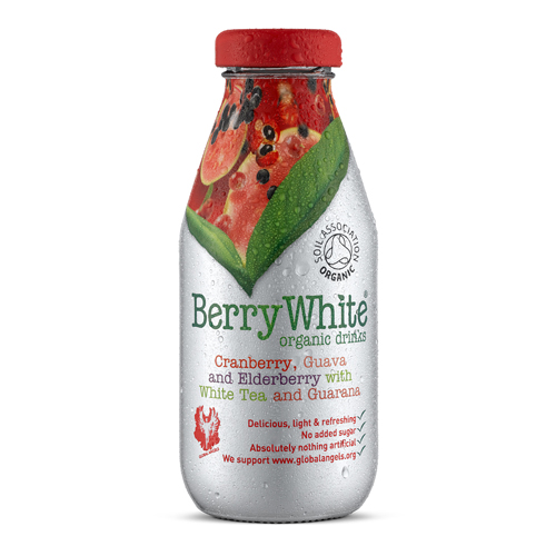 Berry White - Cranberry