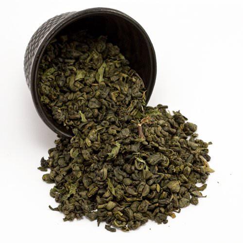Thé Vert à la Menthe de Marrakech