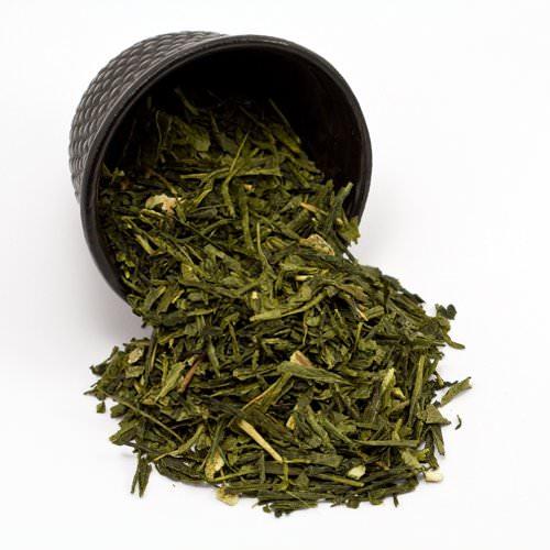 Thé Vert à l\'Orange Bio