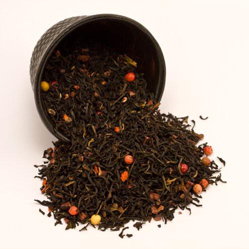 Thé Noir Truffière de Piment