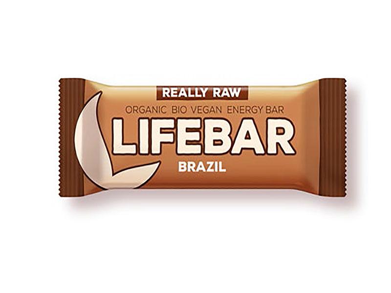 Barre Lifebar -Noix du Brésil bio & cru- 47g